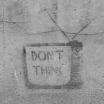 Geloof niet alles wat je denkt